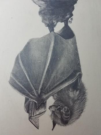 When Bats Read
