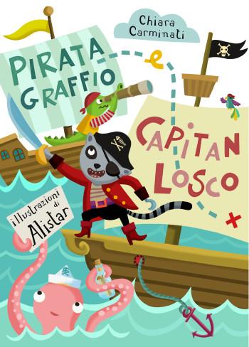 Pirata Graffio & Capitan Losco // European Language Institute // IT