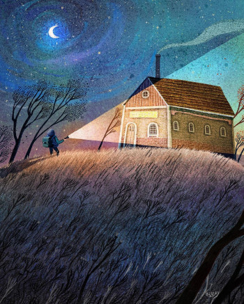 Nighttime adventure