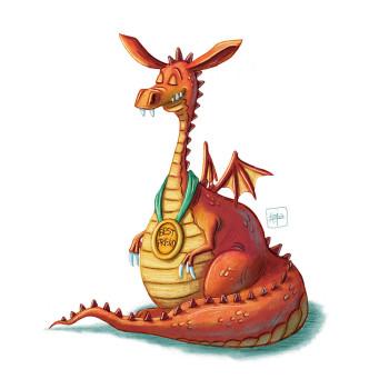 Accomplished Dragon