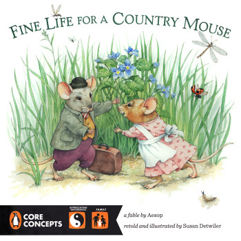 Fine Life for a Country Mouse, cover