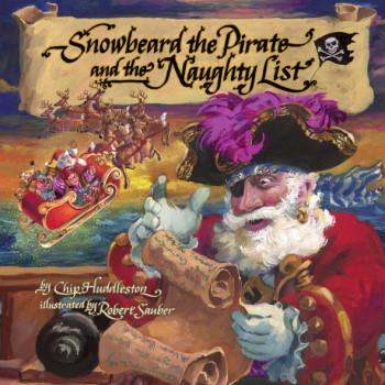 Snowbeard The Christmas Pirate