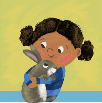 Sophie & Softy the Rabbit