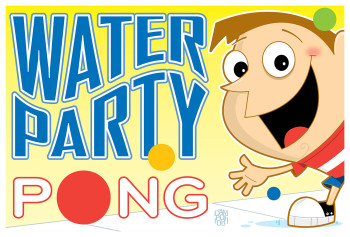 Water Party Pong