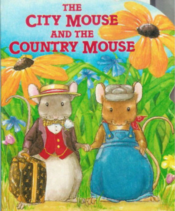 City Mouse Country Mouse