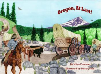 Oregon At Last! jacket