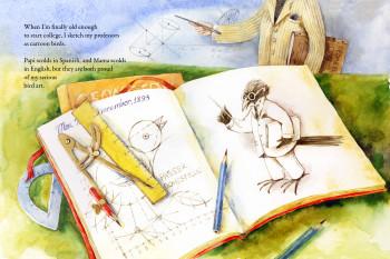 'The Sky Painter: Louis Fuertes, Bird Artist'