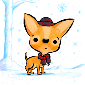 Chilly Chihuahua