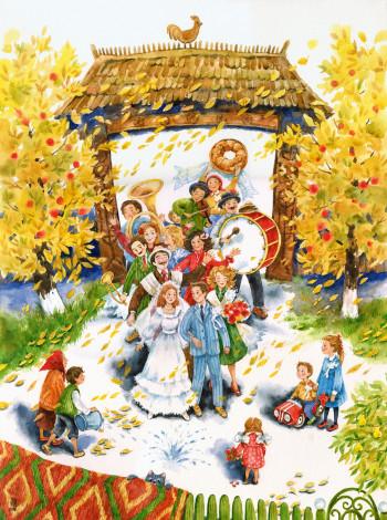 'Moldovan Wedding'