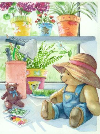 Gardener bear