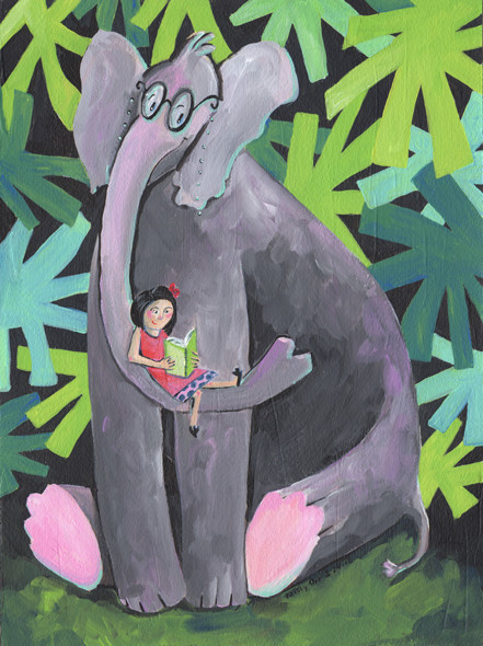 Read to Your Elephants
