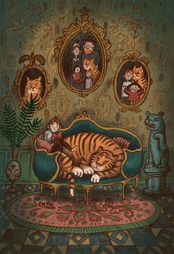 Reginald The Tiger