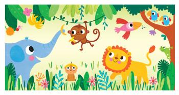 Animals-Jungle Snacks!