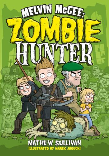 Melvin McGee: Zombie Hunter