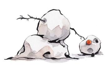 Dead Snowman