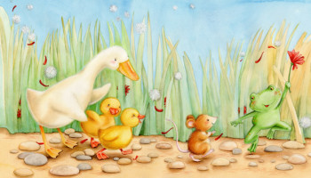 Ducklings Day Out