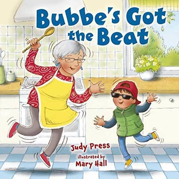 'Bubbe's Got the Beat' Front Cover