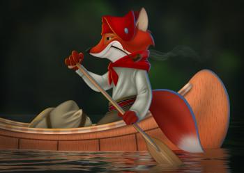 Voyageur Fox