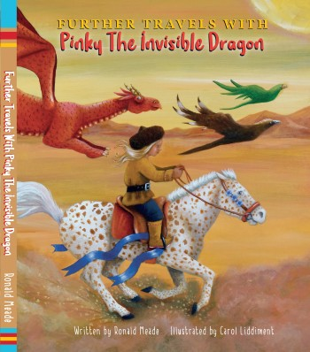 Further travels with Pinky the Invisible Dragon