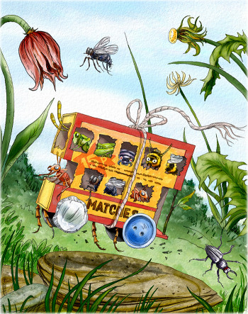 Bug Bus