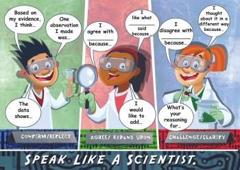 Speak Like A scientist