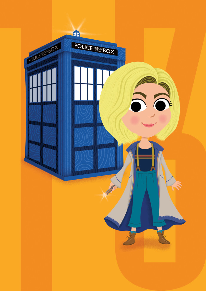 The Thirteenth Doctor