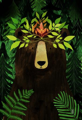 Hail the Bear King
