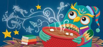 Owl's Cozy Storytime