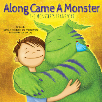 """""""Along Came A Monster"""""""
