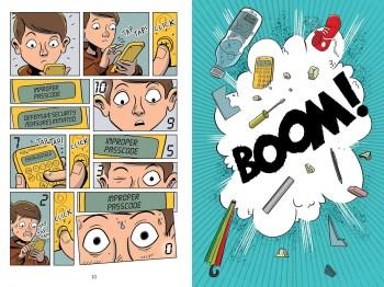 Spy School - Graphic Novel