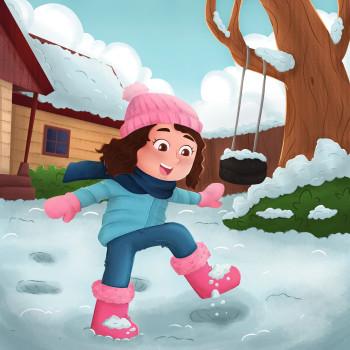 Snow is My Best Friend