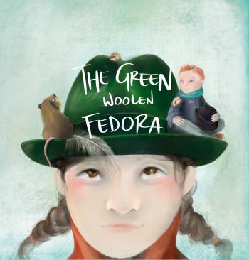 The Green Woolen Fedora - (cover)