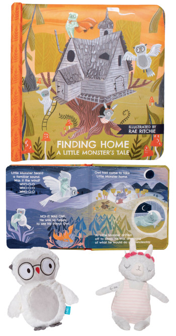 Finding Home: A Little Monster's Tale