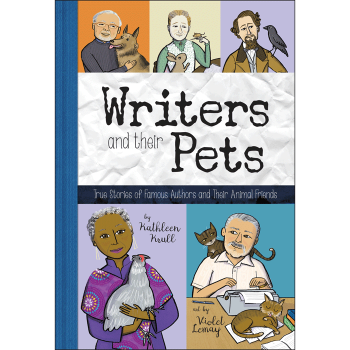 Writer and Their Pets