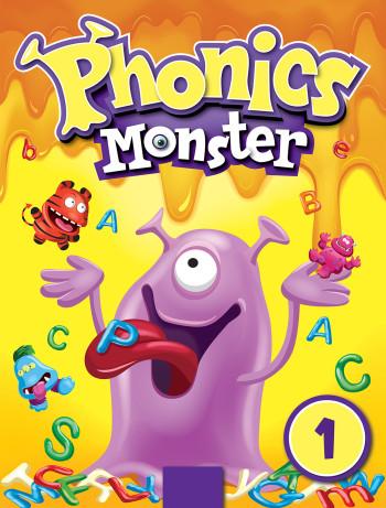 Phonics Monster Level 1