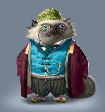 Professor Cat