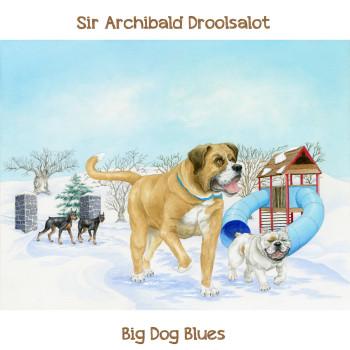 Big Dog Blues Cover