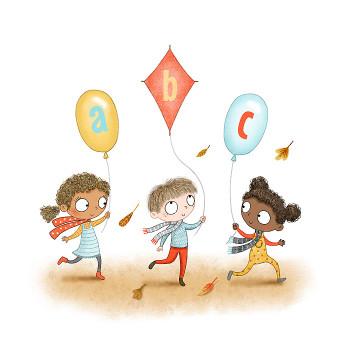 ABC Balloons and Kite Kids
