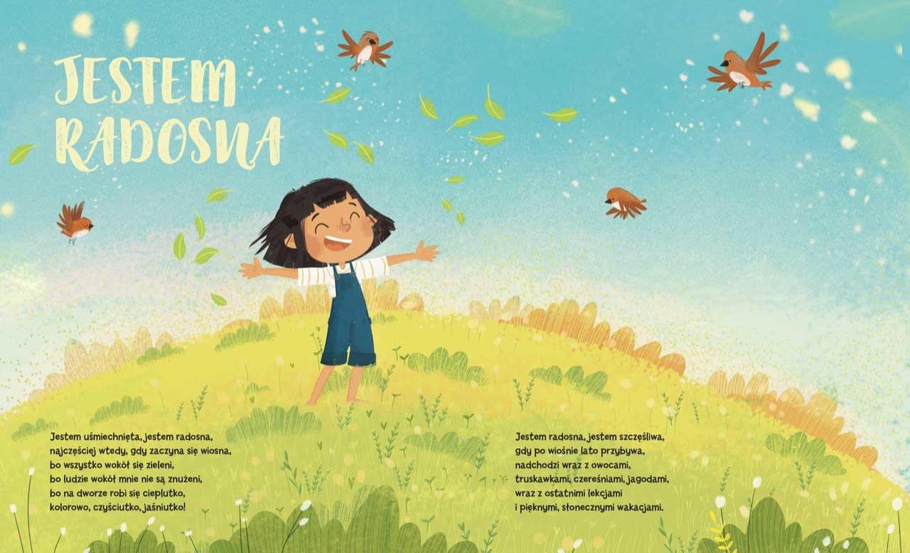 Kasia Nowowiejska interview image 2