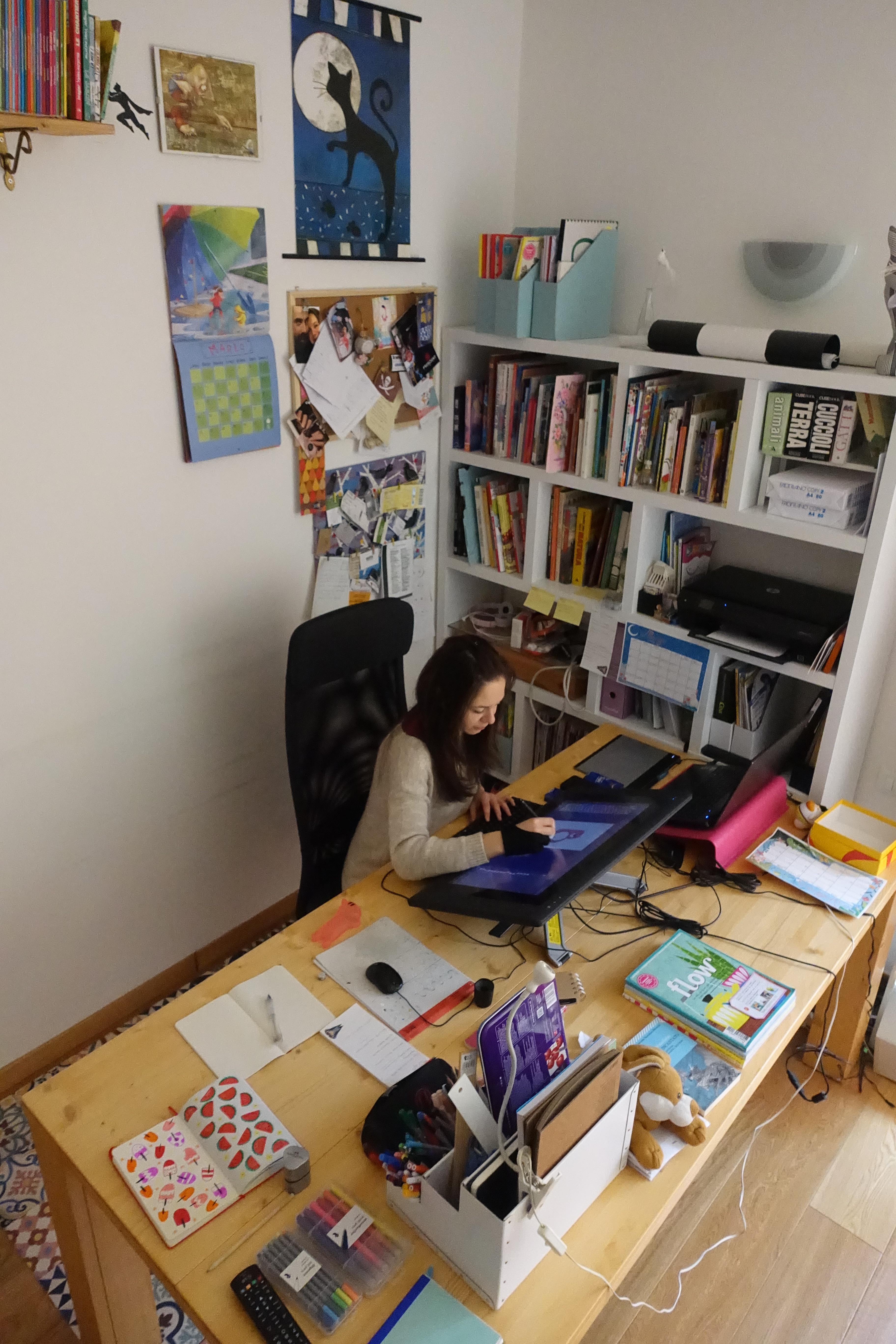 Angela Sbandelli interview image 0