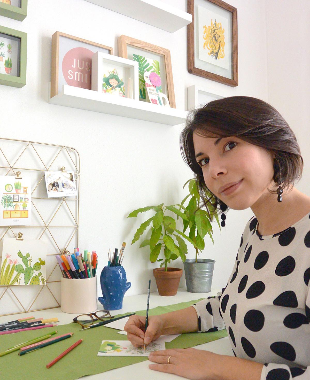 Elisa Ferro Interview