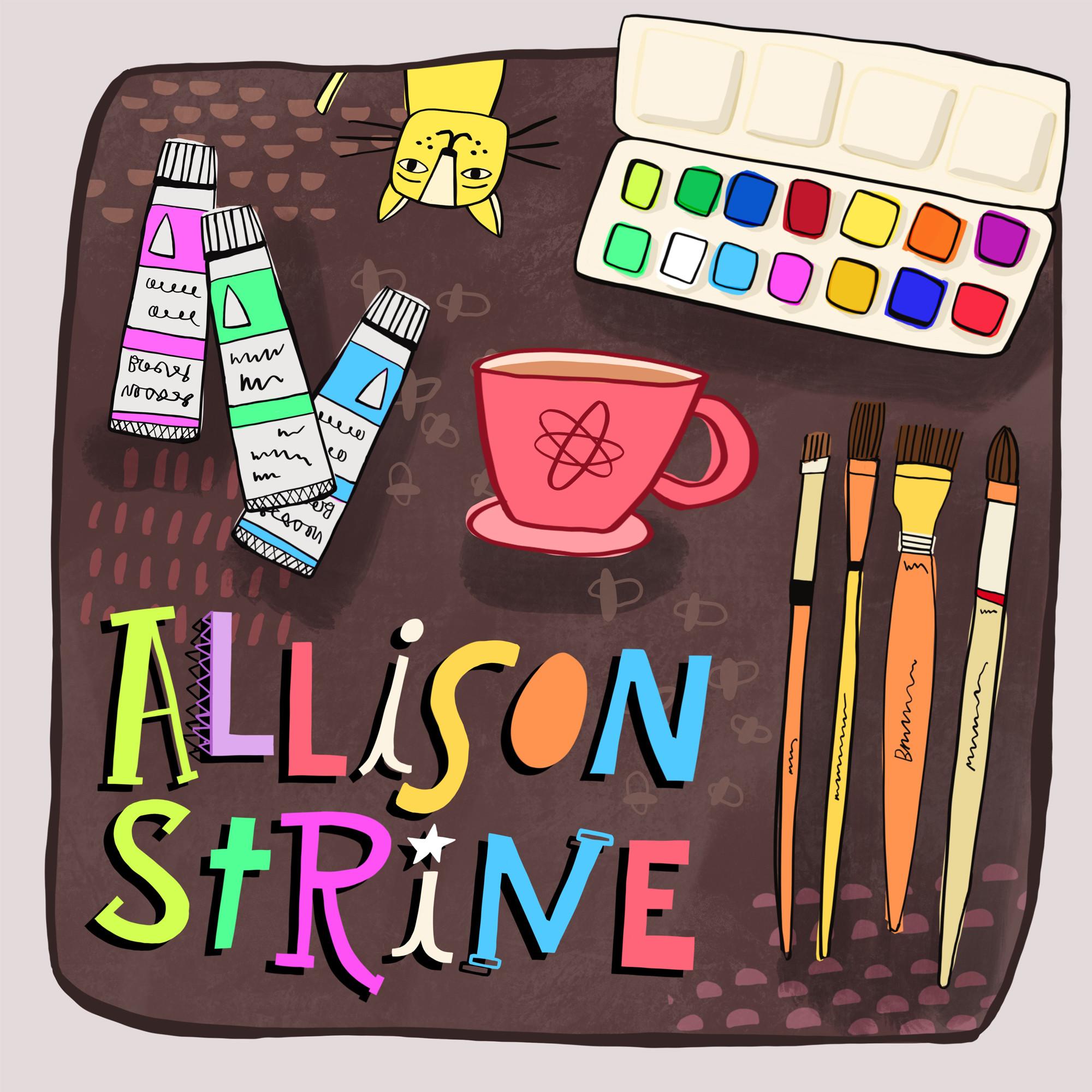 Allison Strine Interview