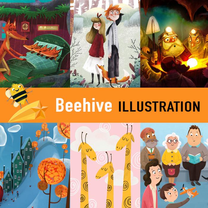 Beehive Illustration Interview