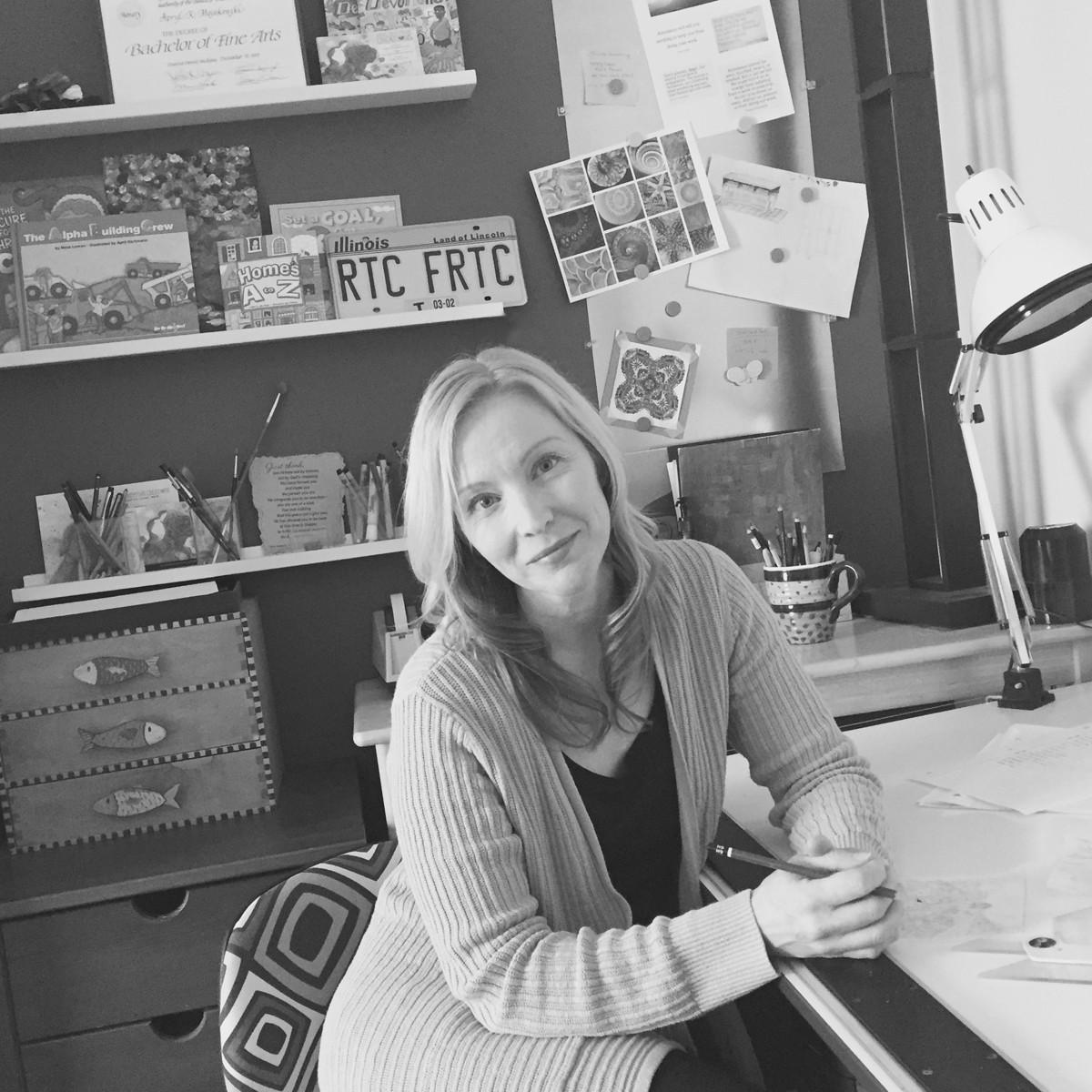 April Hartmann Interview