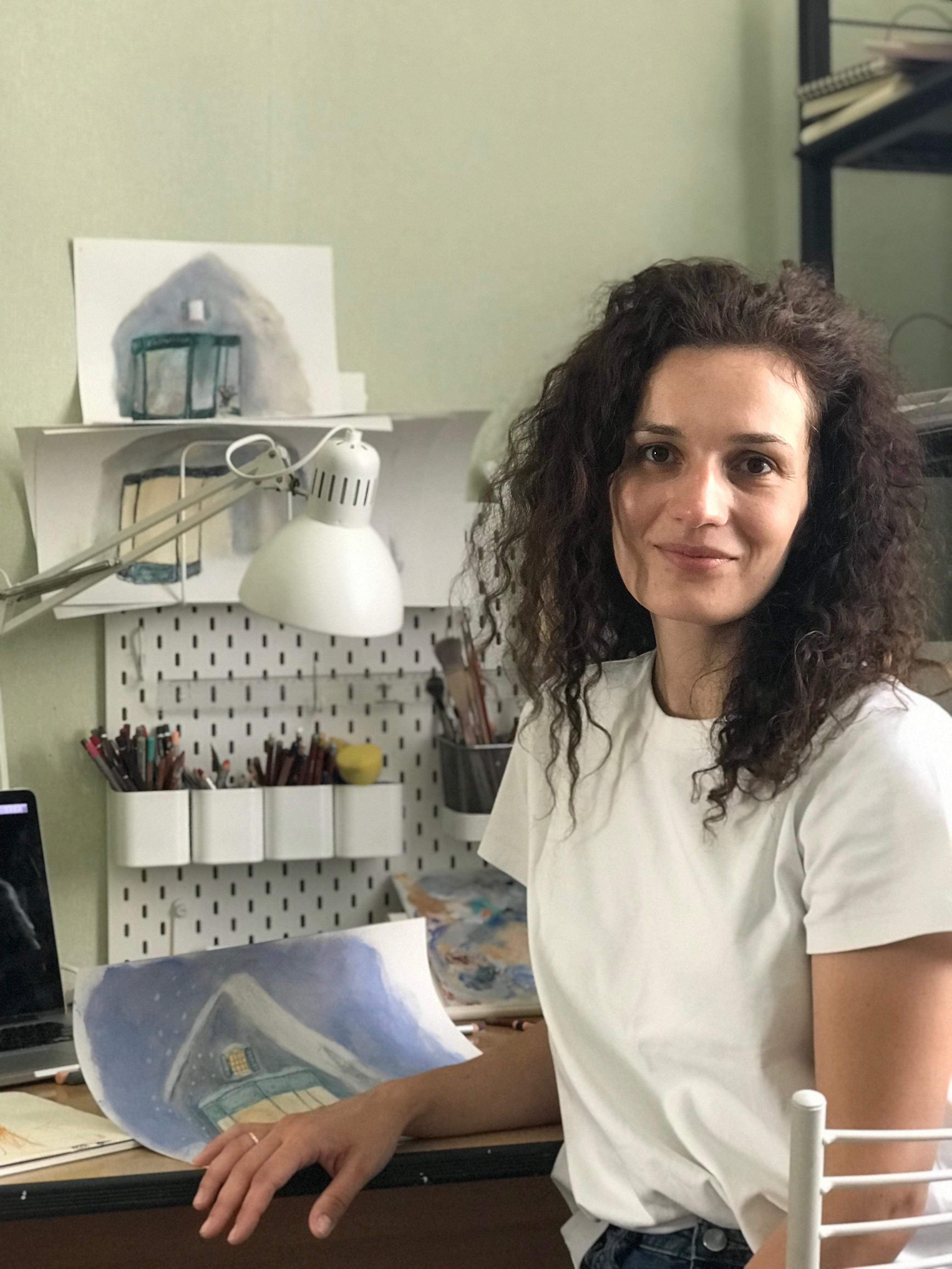Natalia Shaloshvili Interview