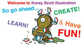 Korey Scott Illustration - Trailer