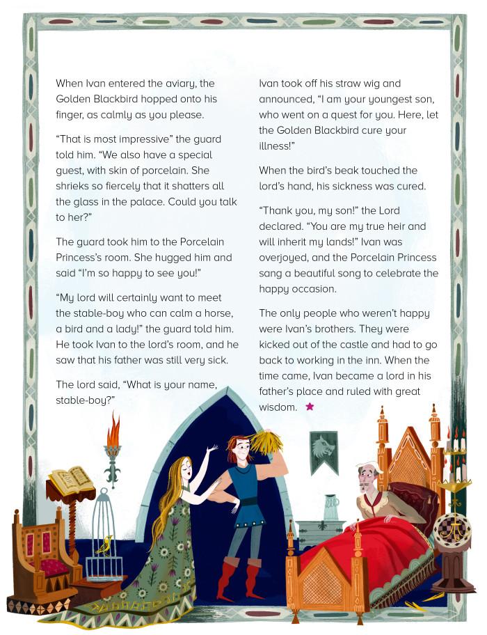 Laura Brenlla – Storytime magazine