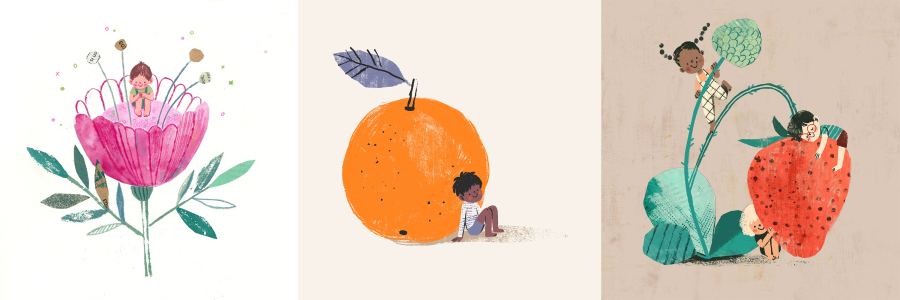 31 Illustrations to Celebrate the Awesome Month of May