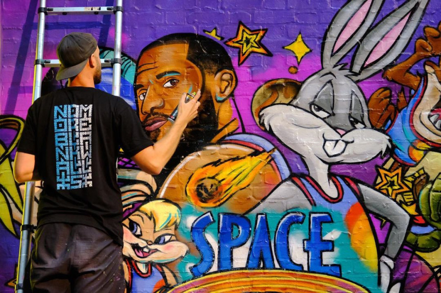 Space Jam: A New Legacy!