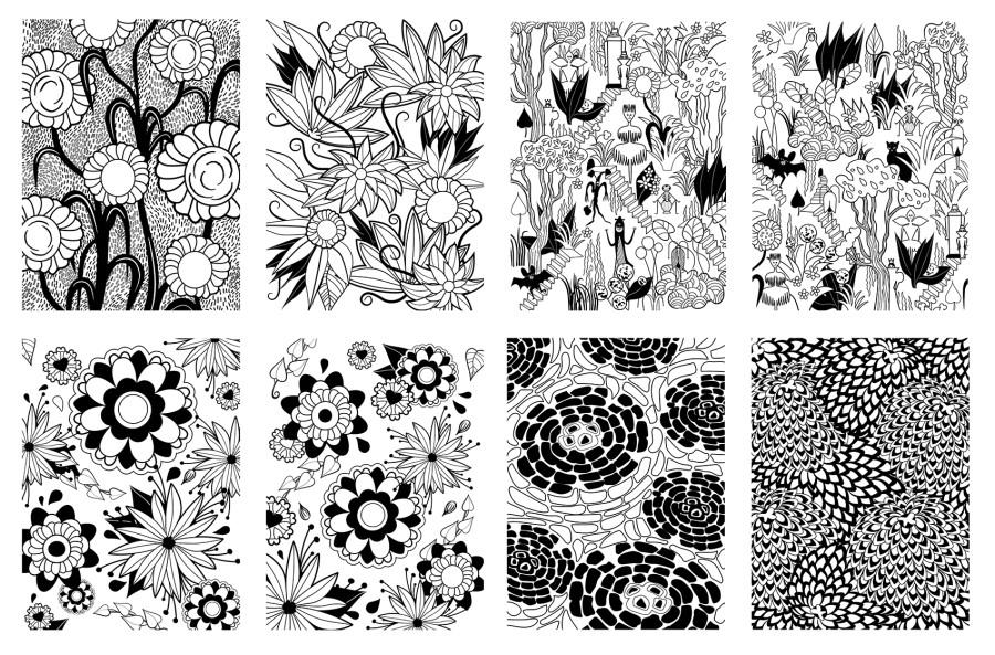 Shawn Finley Illustrates LATTJO Activity Book for IKEA